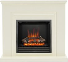 Be Modern Stanton Electric Fireplace Suite in