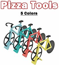 BE-TOOL Bicycle Pizza Cutter, Bike Pizza Slicer