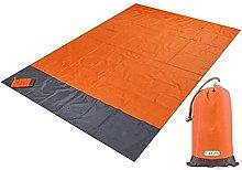 Beach Mat, Foldable Waterproof Tent, Beach Mat,