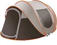 Beach Tent, 5-6 Person Family Camping Tent, 5-6
