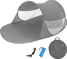 Beach tent Angelika - anthracite