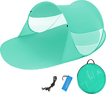 Beach tent Angelika - green