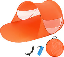 Beach tent Angelika - orange