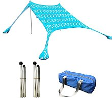 Beach Tent Canopy - Sun Shade UPF50+ Pop up Sun