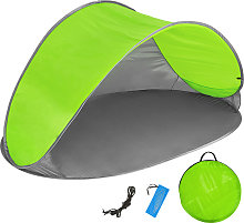 Beach tent Jasmin - grey/green
