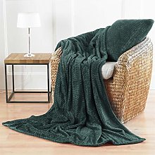 Beamfeature Chevron Blanket Throw Chair/Sofa/Bed