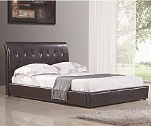 Beamish Upholstered Bed Frame ClassicLiving