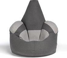 Bean Bag Chair Freeport Park Upholstery Colour: