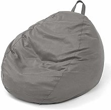 Bean Bag Chairs Sofa Cover Without Filling Soft