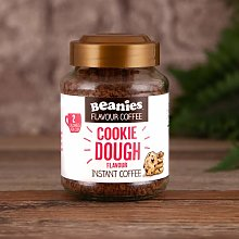 Beanies Cookie Dough Flavoured Coffee Jar 50g
