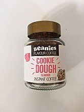 Beanies Cookie Dough Instant Coffee 1 x 50g Jar