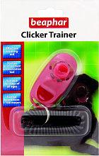 Beaphar Clicker Trainer (One Size) (Pink)