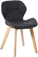 Bear Upholstered Dining Chair Isabelline