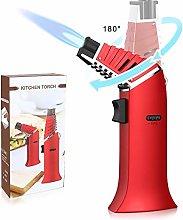 Bearbro Kitchen Blow Torch Lighter,Refillable