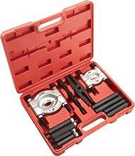 Bearing puller set 12-PCs - red