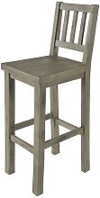 Bearpaw 75cm Bar Stool Union Rustic