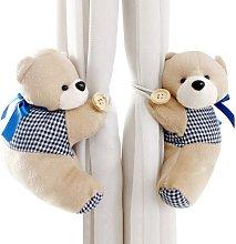 Bearsu - 1 Pair Hook / Tie Back / Loop Window