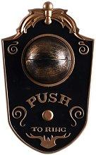 Bearsu - 1PC Halloween Doorbell Decoration