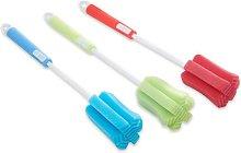 Bearsu - 3PCS Adjustable Sponge Bottle Cleaning