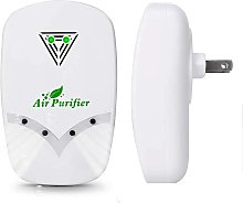 Bearsu - Air Purifier for Home and Office, Plug-in