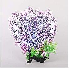 Bearsu - Artificial Aquatic Plants Plastic For