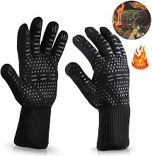 Bearsu - Barbecue gloves, oven gloves, barbecue up