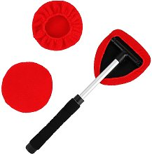 Bearsu - Car Cleaning Brush, Windshield Cleaning