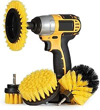 Bearsu - Drill Brush, Power Scrubber Cleaning