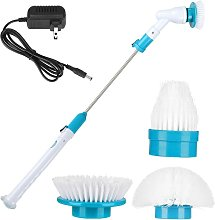 Bearsu - Electric Spin Scrubber,Cordless Tub and