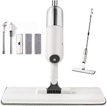 Bearsu - Floor Cleaning Mop with Cordless Spray,