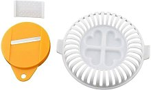 Bearsu - Microwave Oven Potato Chips Maker,