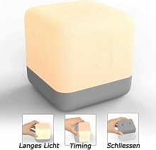 Bearsu - Night Light, Kids Bedside Lamp, Dimmable