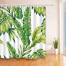 Bearsu - Shower Curtain with Hooks Waterproof