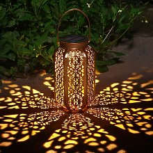 Bearsu - Solar Lantern Garden Outdoor Decoration