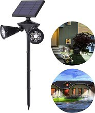 Bearsu - Solar Lights for Outdoor Use with Motion