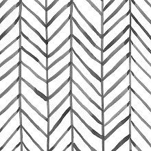 Bearsu - Stripe Peel and Stick Wallpaper