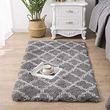 Bearsu - Super Soft Moroccan Area Rugs for Bedroom