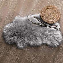 Bearsu - Synthetic Sheepskin, Cozy Feel Like Real