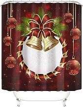 Bearsu - Taysta Shower Curtain Curtains Merry