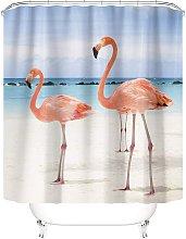 Bearsu - Taysta Shower Curtain Curtains Summer