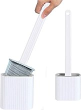 Bearsu - Toilet Brush Set Toilet Brush Silicone