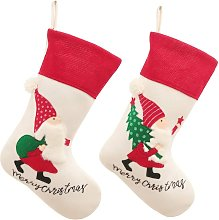 Bearsu - TomteNisse 2pcs Christmas Stocking Plush