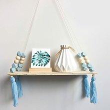 Bearsu - Wooden Storage Shelf, Elegant and Trendy