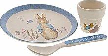 Beatrix Potter A29638 Peter Bamboo Egg Cup Se