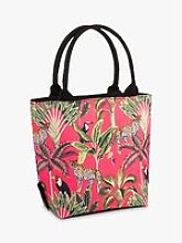 Beau & Elliot Madagascar Leopard Lunch Cooler Tote