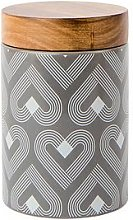 Beau & Elliot Medium Canister With Acacia Wood Lid