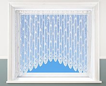 Beautiful jardiniere curtain ALSI with lovely