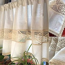 Beautiful Kitchen Curtain,American/Cotton and