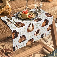 Beauty-Design Cloth Napkins - Set of 4 Pieces The