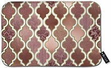 Beauty-Design Rosegold Pink And Copper Moroccan